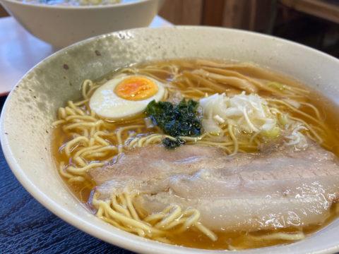 ラーメン(醤油 or 塩)