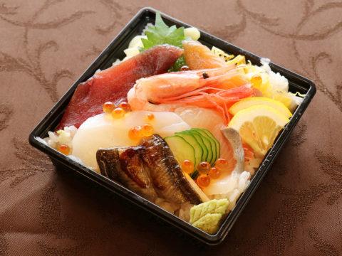 海鮮丼(ランチ限定11:00~14:00)